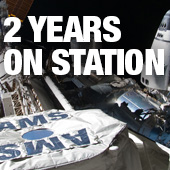 CMA's Optics on Station for 2 Years