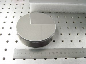 100mm CFRP optical flat